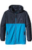 Patagonia Boys Light and Variable Hoody Electron Blue